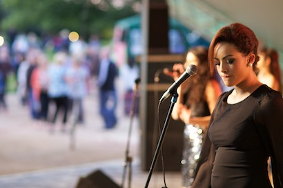 Alive Network Books Truly Authentic Motown Band For Trentham Gardens Hot Summer Saturday Dates