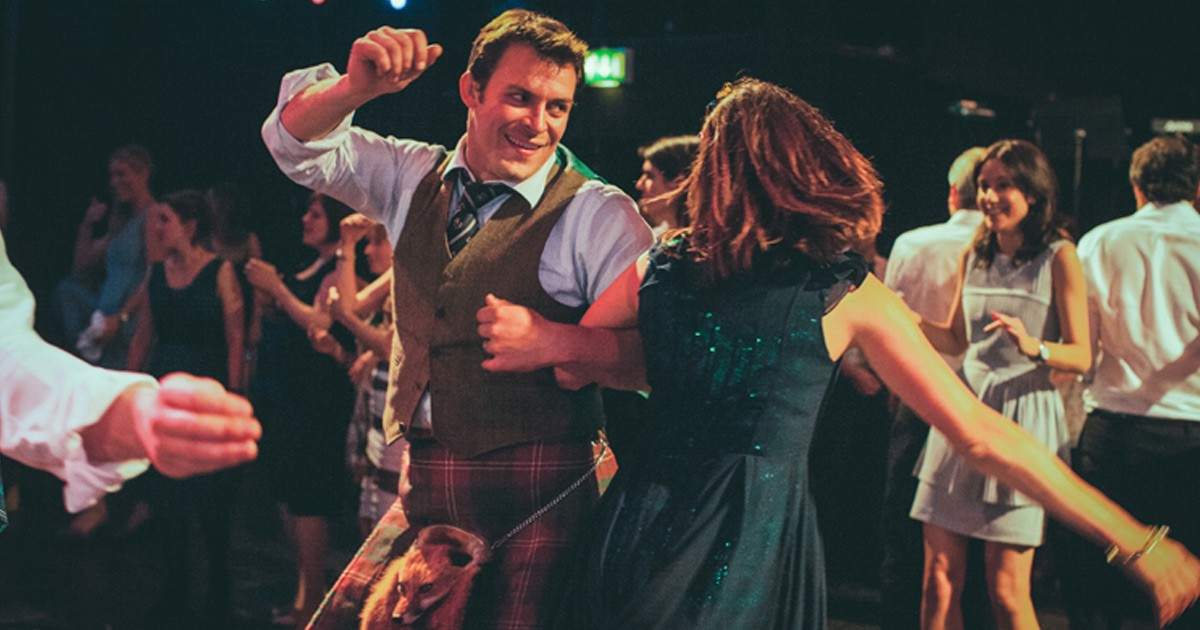 Silicon Swing Aboot Ceilidh Tickets Mon Jan 25 2016 At 600 PM