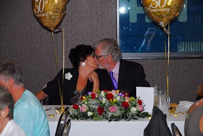 Surprise Golden Wedding Anniversary Party