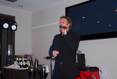 Ian Scott's performance