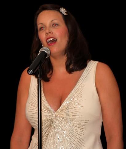 Lisa performing