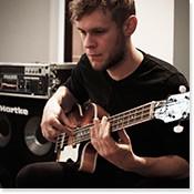 Live Lounge Jason Gale Bass