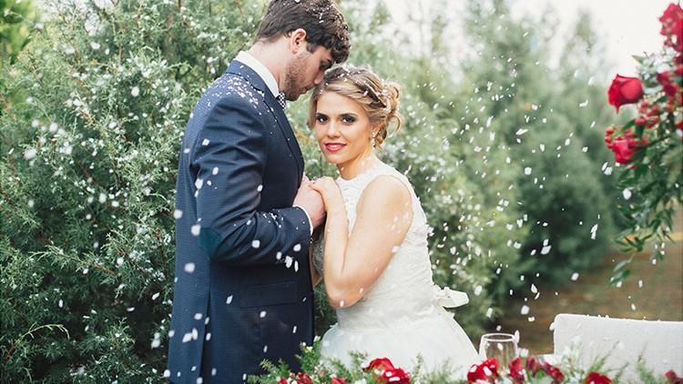 Mariah Harmony Wedding.Christmas Wedding Entertainment Ideas Alive Network