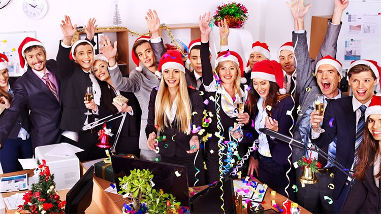 Office Christmas Party Ideas | Alive