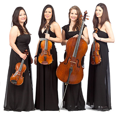 Everything You'll Ever Need To Know About Booking A String Quartet
