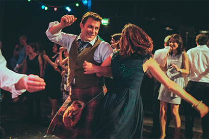 Céilidh or Ceilidh – A Great Wedding Party