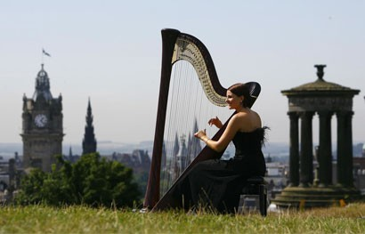 Why Book A Wedding Harpist?