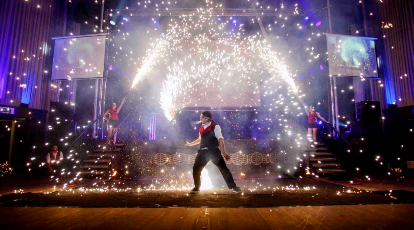 wow-factor corporate entertainment hire event ideas