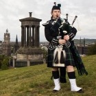 Hire The Essential Green Piper, Bagpipers from Alive Network Entertainment Agency