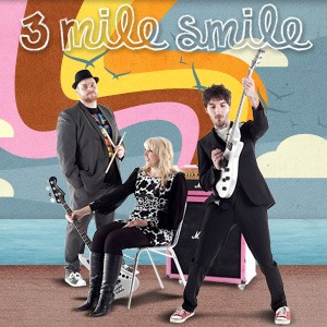 3 Mile Smile, Rock and Pop/ Indie Trio