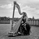 The London Harpist available to hire from Alive Network Entertainment Agency