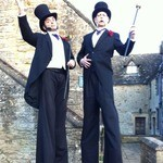 Hire Stilt Walkers Galore, Childrens Entertainment from Alive Network Entertainment Agency