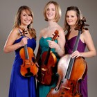 Abbey Strings, live entertainment to hire at Alive Network Entertainment Agency
