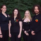 Adelaide Quartet, String Quartet for hire in Herefordshire