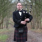 Hire AK Piper, Bagpipers from Alive Network Entertainment Agency