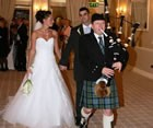 Traditional Highland Bagpiper, live entertainment to hire at Alive Network Entertainment Agency