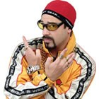 Ali G (Dani B), Look alike for hire in Denbigh
