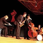 All That Jazz, Wedding Jazz Band available to hire for weddings in Herefordshire