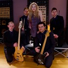 Almost Famous, Rock & Pop Wedding Band available to hire for weddings in Caernarfon