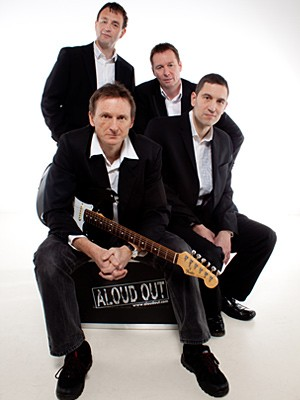 Aloud Out, Rock & Pop Function Band