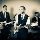 Audio Wave, Rock & Pop Wedding Band available to hire for weddings in Caernarfon