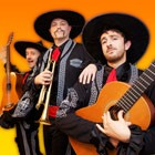Beat Banditos, live entertainment to hire at Alive Network Entertainment Agency