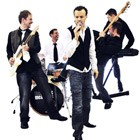 Beat Brothers, Rock & Pop Wedding Band available to hire for weddings in Caernarfon