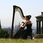 Beautiful Harp, Wedding Classical Musician available to hire for weddings in West Lothian area