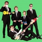The Ukes available to hire from Alive Network Entertainment Agency