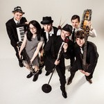 Hire Blue Note Mitch and The Red Hot Jacks, Swing Jive Bands from Alive Network Entertainment Agency
