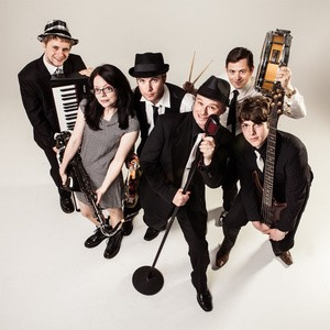 Blue Note Mitch and The Red Hot Jacks, Jazz, Swing & Jive plus Ska, Soul & Rock 'n' Roll!