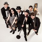 Blue Note Mitch and The Red Hot Jacks, Swing Jive Band for hire in Leicestershire