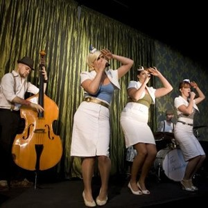 The Burlettes, Swing Jive Band