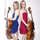 Cantabile Cello Duo, live entertainment to hire at Alive Network Entertainment Agency