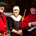 Cantiga, Wedding Medieval Musician available to hire for weddings in Leicestershire