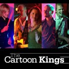 Cartoon Kings are available in Anglesey