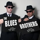 (Blues Brothers)Chicago Blues Brothers are available in Anglesey