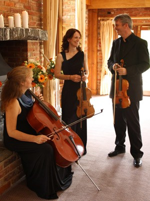 City String Trio, String Quartet