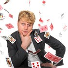 Close Up Magician Russ, Wedding Mix and Mingle available to hire for weddings in Anglesey