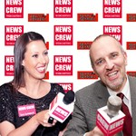 Comedy News Crew, Mix and Mingle for hire in Cardigan