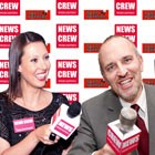 Comedy News Crew, Wedding Mix and Mingle available to hire for weddings in Anglesey