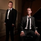 Comedy Piano Duo are available in Wiltshire