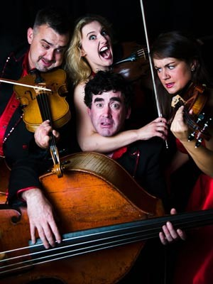Comedy String Quartet, String Quartet