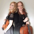 Awenna Duo available to hire from Alive Network Entertainment Agency