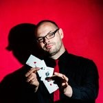 Close Up Magician Craig, Wedding Mix and Mingle available to hire for weddings in Anglesey