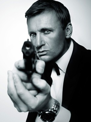 Daniel Craig (Steve Wright), Look alike