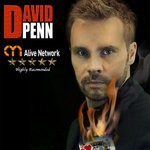 David Penn, best selling live entertainment