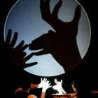 Shadow Art Duo, Mix and Mingle for hire in Cardigan