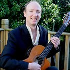 Dennis OKelly, Wedding Classical Guitarist available to hire for weddings in Brecon
