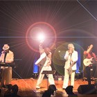 (Bee Gees) Disco Night Fever Band, Wedding Tribute Band available to hire for weddings in Glasgow